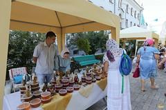 Открытие Святогорской медовой ярмарки (27) 09.08.2017