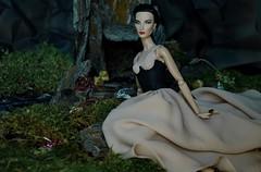 Just wondering about Fashion Fairytale Convection. Magic Elyse. (Jordan Stn) Tags: convention fashionfairytale elysejolie dollcollector fashiondollphotography fashiondoll fashionphotography fashionroyalty artphotography integritytoys