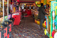 arcade (pamelaadam) Tags: 2016 digital summer scarborough engerlandshire people lurkation holiday2016 august fotolog thebiggestgroup