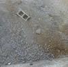 resting in gravel (TMQ.st.louis) Tags: cinderblock gravel