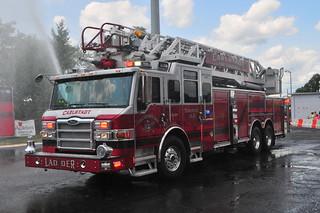 Carlstadt Fire Department Friendship Hook & Ladder Company No. 1 Ladder 1