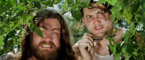 "Phillip Harder and Wesley Norman in ""Twig"""