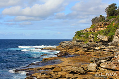 ds8 (Lava Photos website) Tags: rocks pacific beach ocan seacliff