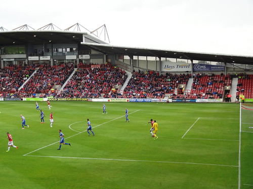 Wrexham V Macclesfield