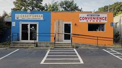 14th St Convenience Store (N.the.Kudzu) Tags: urban city atlanta georgia storefronts olympusomdm10mkii dxoopticspro11