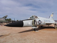 "Convair F-102A Delta Dagger 2 • <a style=""font-size:0.8em;"" href=""http://www.flickr.com/photos/81723459@N04/36079439240/"" target=""_blank"">View on Flickr</a>"