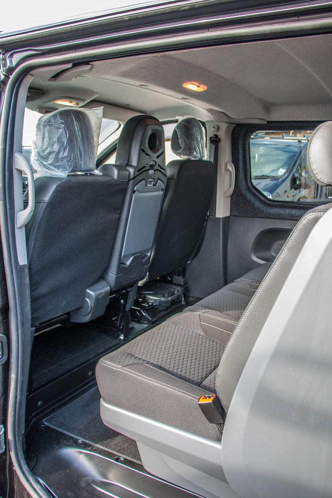 dc0cba3b5c Vauxhall Vivaro Double Cab And Carpet-4 (Van Line NI) Tags  vauxhall