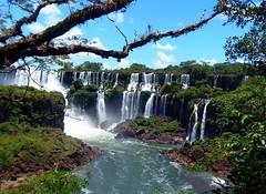 Iguazu - Lower circuit (cansounofargentina) Tags: iguazu cataratas waterfall cascade chutes provinciademisiones lower circuit inférieur circuito inferior argentina argentine worldtrekker