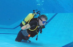 0726_04 (KnyazevDA) Tags: disability disabled diver diving amputee underwater wheelchair