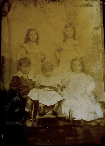 The Worsley family