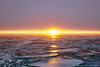 DSC01326 (kennyum) Tags: travel europe finland kemi icebreaker sampo icebreakersampo gulfofbothnia sunset twilight ice