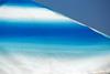 Barbados (S. Hemiolia) Tags: zeiss contax yashica canon 6d variosonnar 80200 f4 manualfocus ischia ischiaponte ombrellone blue blu lightblue sea mare spiaggia beach
