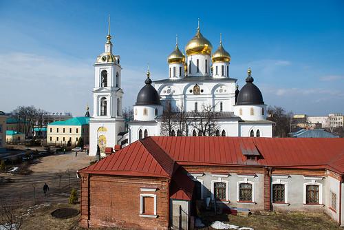 Dmitrov Kremlin ©  Andrey