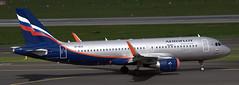 Airbus A-320 VP-BCA (707-348C) Tags: dusseldorfairport vpbca airliner jetliner airbus airbusa320 aeroflot afl passenger eddl dus dusseldorf a320 aeroflotrussianairlines