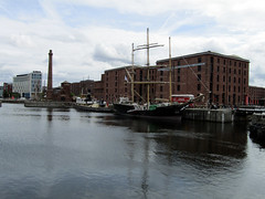 Canning Dock, Liverpool 2017 (Dave_Johnson) Tags: liverpool canningdock albertdock dock docks ship ships boat boats merseyside