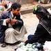 Qat Traders, Sanaa, Yemen