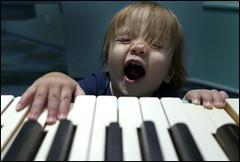 Last Picture of My Day #2453 (billycalzada) Tags: sanantonio texas usa music piano children babies baby