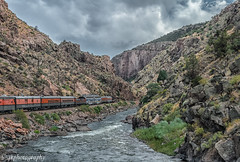 Royal Gorge, Canon City, Colorado (jeeprider) Tags: canyons gorge river trails colorado scenic historic trains