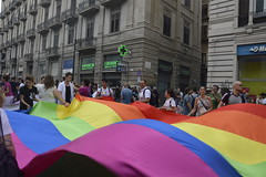 """""""Onda arcobaleno"""" al Palermo Pride 2017 (costagar51) Tags: palermo sicilia sicily italia italy folklore anticando"""