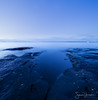 Blue moment (SamppaV) Tags: näsijärvi jänissaari näsilake lake longexposure bluemoment rockformation sail sunset tampere finland 2017 canon 1635mmf4isusml