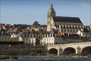 Blois. Cathédrale St Louis