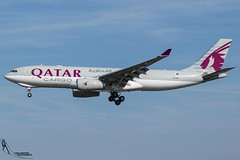 Qatar Cargo / A7-AFZ / Airbus A330-200F / EBBR-BRU 01 / © (RVA Aviation Photography (Robin Van Acker)) Tags: brussels airport planes trafic airlines avgeek airliner outdoor airplane aircraft vehicle jetliner jet jumbo air photography aviation aviationphotography