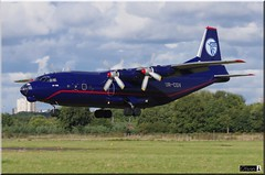 Antonov An-BP, Ukraine Air Alliance, UR-CGV (OlivierBo35) Tags: spottingrns rennesantonovan12