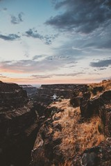 welp...found a canyon (R A M A L A M ▲ S A M D O N G) Tags: