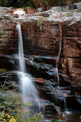 Turret Falls (roentarre) Tags: turretfalls waterfall water falls victoria australia hallsgap grampians nature fujifilm 1655mm f28