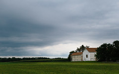 A Break in the Storm (Dalliance with Light (Andy Farmer)) Tags: weather stormy darksky landscape storm nj updikefarmstead princeton farm historic clouds newjersey unitedstates us