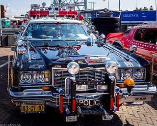 Patrol Car (Trump Edition)
