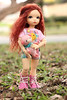 Littlefee Ante (Passion for Blythe) Tags: littlefee ante tiny cute fairyland bjd