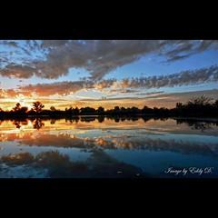 Sunset at Red Mountain Park Mesa, Arizona  #sunset #twilight #reflection #nature #arizonahighways #natgeoinspires #explore #nikon #nikonphotography (Eddy Dinero) Tags: nikon natgeoinspires nature nikonphotography explore reflection twilight sunset arizonahighways