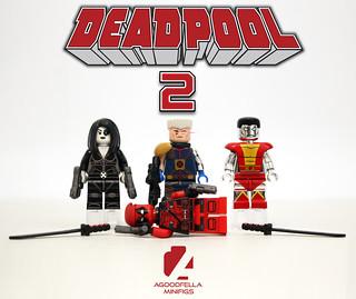 Deadpool 2 🔫🔫 🙆�♂� [MARVEL STUDIOS] [CUSTOM]