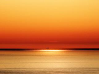 Reflejos del amanecer