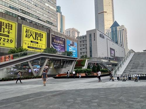 Huaqiangbei Electronics district