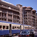 Tramway in front of Cecil Hotel