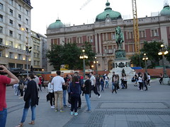 Main square, Belgrade!