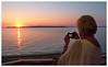 My Sister`s View... (kurtwolf303) Tags: sundown sonnenuntergang meer sea ocean sunset sister person orange sky himmel seascape olympusem1 omd microfourthirds micro43 systemcamera mirrorlesscamera spiegellos unlimitedphotos water wasser camera fotoapparat 250v10f 500v20f topf25 topf50 800views topf75 mft kurtwolf303 saariysqualitypictures 900views 1000v40f 1500v60f