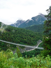 Highline 179 - Longest Pedestrian Suspension Bridge (Sujal Parikh) Tags: austria highline179 suspensionbridge august 2017 highline longest pedestrian suspension bridge 47463845 107195033333333