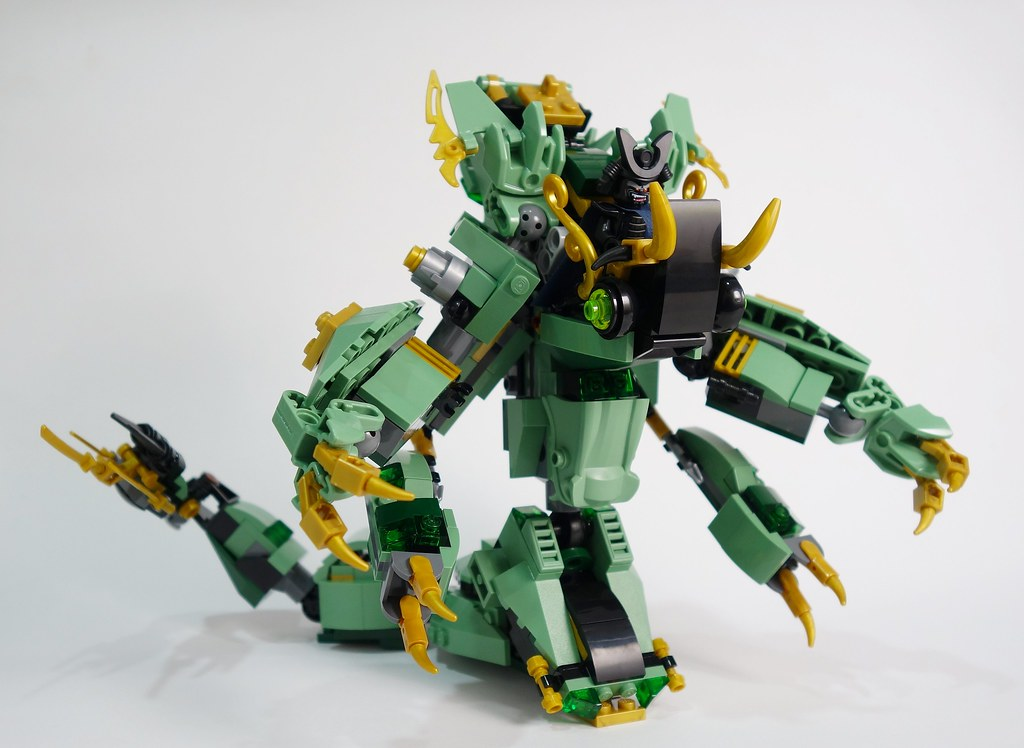 The World's newest photos of mech and ninjago - Flickr ...