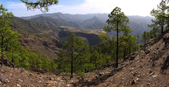 Gran Canaria_112 (Thomas Jundt + CV) Tags: altavista grancanaria kanarischeinseln mesadeacusa panorama picodelasnieves roquebantayga roquenublo spain spanien