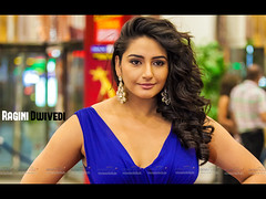Indian Actress Ragini Dwivedi  Images Set-1   (41)