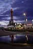 ms2 shoot-0250 (Mark Strain.) Tags: refection blackpool seaside uk tower canon night long exposures exposure travel england mark strain