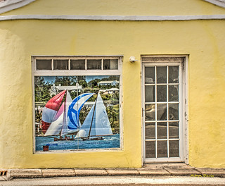 Bermuda storefront