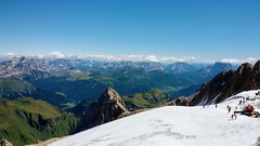 Marmolada Glacier (Francesco Spadafina) Tags: marmolada ghiacciaio glacier montagna mountain dolomites dolomiti panorama landscape