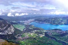 Thunersee (Karl Le Gros) Tags: thunersee lacdethoune 2017 xaviervonerlach spiez thun switzerland kantonbern panorama landscape