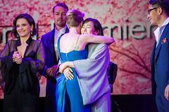 Ghost In The Shell World Premiere Red Carpet: Scarlett Johansson, Juliette Binoche, Rupert Sanders, Momoi Kaori & Izumihara Yutaka