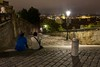 after the crowds have left (jimx9999) Tags: prag hlavníměstopraha tschechien prague pražskýhrad cityscape bynight langzeitbelichtung longexposure canon
