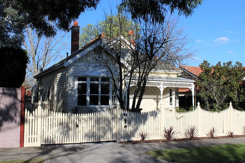 Former home of Arthur Willison, former councillor and mayor of Camberwell